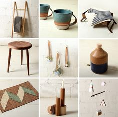 thank you bleubird for the tip on this beautiful shop in brooklyn. Scandinavian Home, Joinery, Home Art, Home Accessories, Building A House, Kids Room, Sweet Home, New Homes, Tents