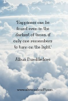 inspirational quote, Harry Potter