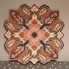 Hama perler bead art (30 x 30 cm) by Trine/Stjernepels