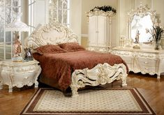 Luxury Victorian Bedroom Furniture Sets by Furniturevictorian