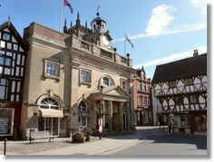 Ludlow Cottages Ludlow Shropshire – GO HOLIDAY