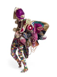 Nick Cave incredible artistic suits