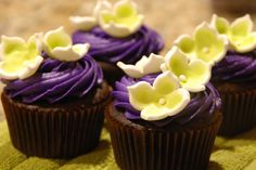 purple and yellow. jess's favorites. perfect for an august bridal shower?