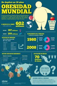 Indices de Obesidad Mundial