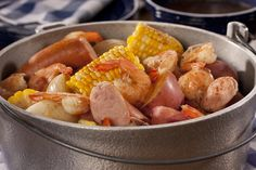 Boiling water is the only skill required to make our hearty and tasty Low Country Shrimp Boil. So you don't have to be a professional chef in order to get this delicious meal on the table!