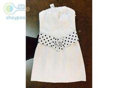فروش پیراهن دکلته دخترانه beneton تگدار  100,000 تومان