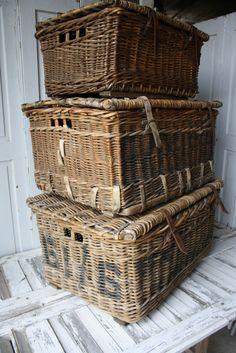 Atelier de Campagne Wicker Baskets