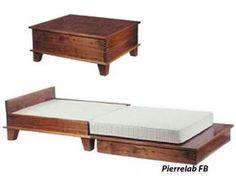 Hidden bed