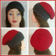 Tampa Bay Buckaneers colored slouchy hat