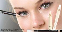 Maquiagem para abrir os olhos