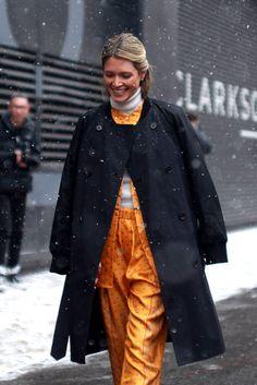 Helena Bordon - Fall 2016 New York Fashion Week: Street Style - NYTimes.com