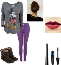 """Lazy winters ..."" by mahez01 on Polyvore"