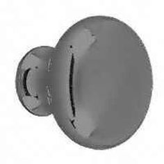 CABINET KNOBS #AMEROCK # BP853BN CASE OF (25) OVERSTOCK SALE Metal knob with 1.375' diameter x 1.062' height. Use with one #8-32 x 1' type screw.Brand:'ANNIVERSA...