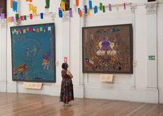 Exposición de arpilleras en homenaje a Violeta Parra recorre los caminos de la artista a lo largo de Chile   El Observatodo.cl, Noticias de La Serena y Coquimbo