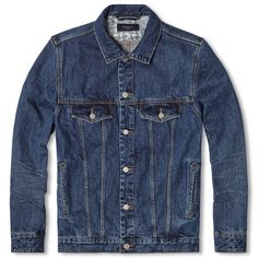 Paul Smith Denim Jacket (Indigo)