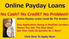 Online Payday Loans - Compare the Best Online Payday Loans Offers!