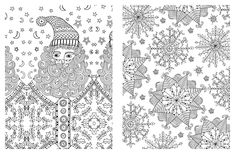 461 Best Christmas Colors Images Coloring Books