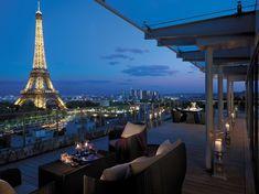 12 of 20 Courtesy of Shangri-La Hotel Paris Shangri-La Hotel, Paris, France Shangri La Paris, Shangri La Hotel, Hotel Paris, Hotel Du Palais, Best Paris Hotels, Paris Paris, Paris City, Tour Eiffel, Paris France