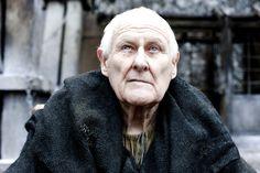 Names: Peter Vaughan  Characters: Maester Aemon  Still of Peter Vaughan in Game of Thrones
