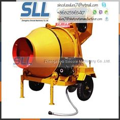 #small#concrete#mixer#pump#price#from#sincola#China