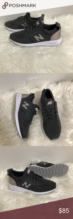 premium selection e2071 0b60c ❌Accepting Offer❌ New Balance Brand new! Ship next day! No low balling  Color  Grey  rose gold New Balance Shoes Athletic Shoes