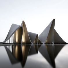 Architecture will always be something that makes people feel. ALL the feelings! We have had the pleasure of witnessing some of the greatest architects this world has known. And I for one, cannot wait to see what the future of architecture holds! Conceptual Architecture, Parametric Architecture, Wood Architecture, Futuristic Architecture, Amazing Architecture, Contemporary Architecture, Chinese Architecture, Jackson, Modern Buildings