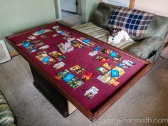 DIY gaming tabletop