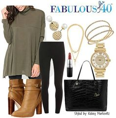 Fabulous After 40Tweak Your Chic For Ageless StyleHomeAbout  Get Newsletter GIFT GUIDESTrends  Fall/WinterSpring/Summer Dressing over 40 & 50  What to Wear to…Casual DressAge Appropriate?Dressy & Mother of The BrideStyle Q & AStyle Podcast Street ChicStyle eBooks  Jumpstart Your StyleColor Me FabulousChic on the CheapMother of the Bride BeautyCan You Wear Leggings Over 40, 50 or Beyond?  January 22, 2015  | By Deborah Boland | 58 Comments