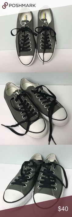Men's Converse All Stars shoes. Size 9 Men's Converse All Stars skateboard shoes with Lunarlon. Like New. Size 9. (Woman's size 11) Converse Shoes Sneakers