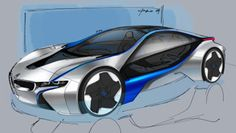 BMW Vision EfficientDynamics!