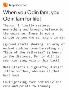 I want THIS IN NEXT MOVIE PLEZ Marvel Memes, Marvel Avengers, Marvel Funny, Avengers Memes, Marvel Dc Comics, Superhero Memes, Loki Thor, Tom Hiddleston Loki, Loki Laufeyson