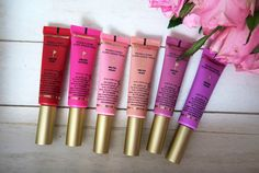Rock Glam Princess po drugiej stronie lustra...: Too Faced - Melted - Too Faced Melted Lipsticks #toofaced