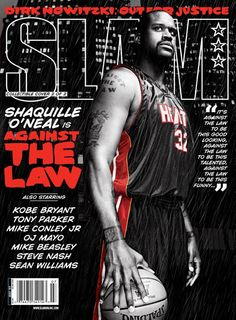 SHAQUILLE O'NEAL: AGAINST THE LAW
