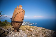 walking on the krupp street in Capri on Behance