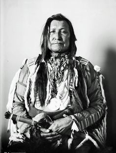 Mountain Chief - Blackfoot - 1903 - By ???