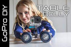 DIY Table Dolly for Under $15 + Storage Case - GoPro DIY #13