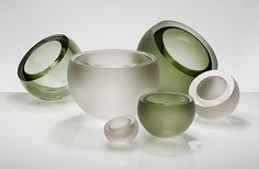Interior #designer Mark Cutler, of Mark Cutler Design, presents his picks for #holiday interior product #gifts, such as Anna Torfts Glass Bowls via @nyspacesmag.