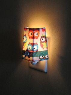 night light...for the nursery :)