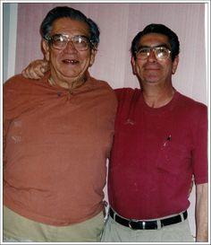 Junior Medina & Alex Ortega. . Photo contributed by Junior (J.D.) Medina.
