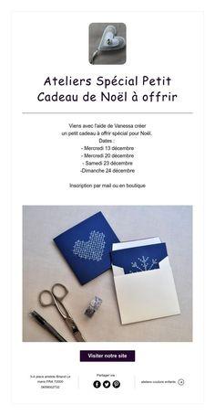 Ateliers Spécial Petit Cadeau de Noël à offrir