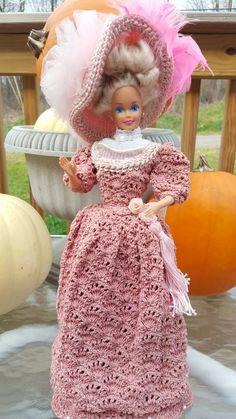 Bonneterie Barbie Doll par RottenHalloween sur Etsy