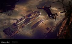 Concept Art by Filmpaint Studio (1)