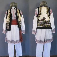 Moldova Folk Costume, Costumes, Folk Clothing, Moldova, Folklore, Romania, Traditional, Embroidery, Patterns