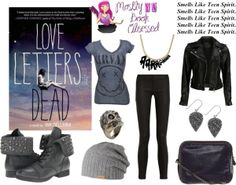 Love Letters to the Dead - http://myfashionobsessedlookbook.blogspot.com/2013/12/book-looks-32-love-letters-to-dead-by.html