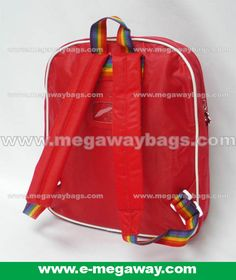 Kindergarten School Bag Backpack Pls contact #MegawayBags at megaway@pacific.net.hk for details.