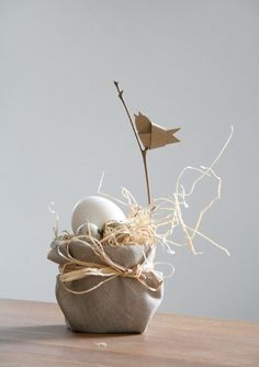 Creative DIY ideas for Easter decorations! Happy Easter, Easter Bunny, Easter Eggs, About Easter, Diy Ostern, Deco Floral, Easter Celebration, Easter Holidays, Easter Table