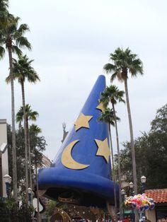 MGM Studios - Florida, Orlando, Miami en Key West met manlief en vrienden in 2000