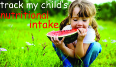 Track my child's nutritional intake - Actionplan Store - Fitango.com