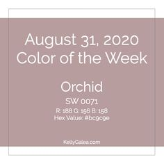 Color & Energy Reading for the Week of August 31, 2020 - Through the Kaleidoscope with Kelly Galea