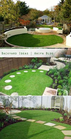Smart backyard landscaping design and ideas for your garden #backyard #landscaping #gardening #home